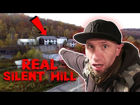 WE FOUND A GHOST TOWN HOTEL! (THERE IS NO ONE LEFT HERE!)