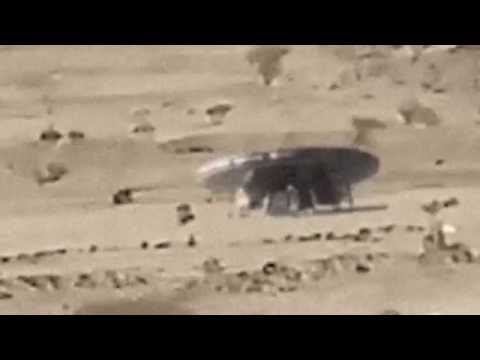 Real UFO With Aliens Caught On Camera From Saudi Arabia | UFO Or Military Vehicle? Alien Sightings