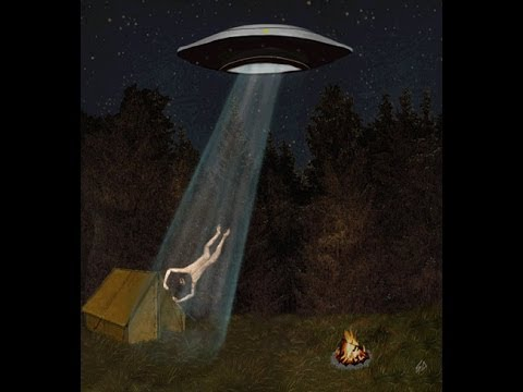 B.C. Woman Tells Of Her Horrifying UFO \ Alien Encounter-