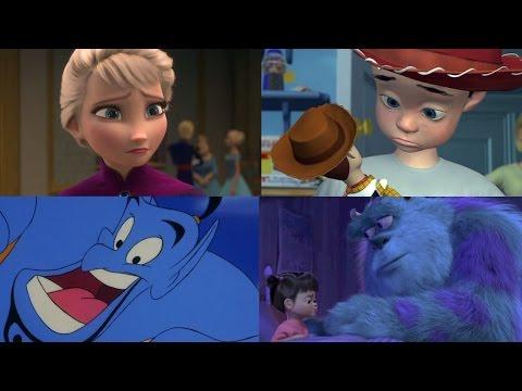 Top 20 Disney Movies Theories   blameitonjorge