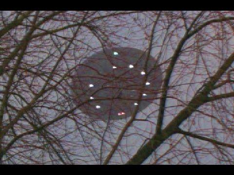 UFO Sightings Footage caught on tape! North America