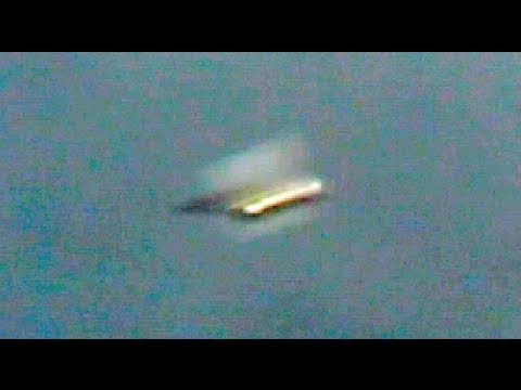 UFO Sighting: ORBS & RECTANGLE Craft UFO! High Activity! HD 1080p (Dec 25, 2013)