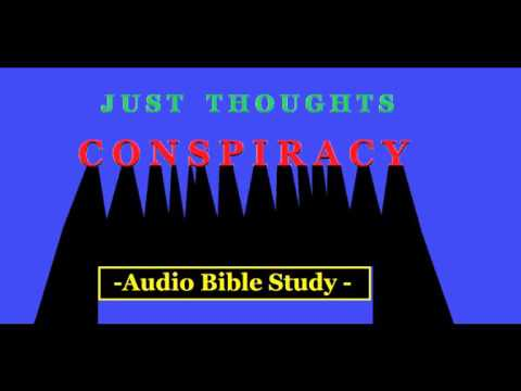 Conspiracy (vv. 18-24). - Warren Wiersbe BE Bible Study ...